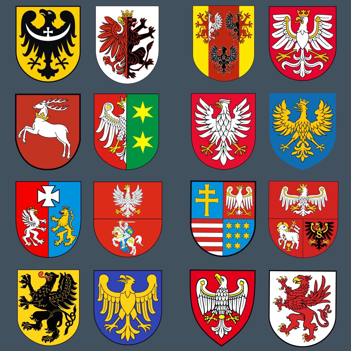 Pin By Blake Konczal On Polish Heraldry In 2020 Coat Of Arms Heraldry Miniature Painting