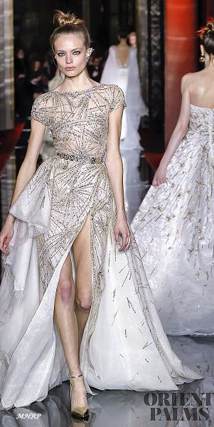 Zuhair Murad Spg18 Couture - image pinned from orientpalms.com ...