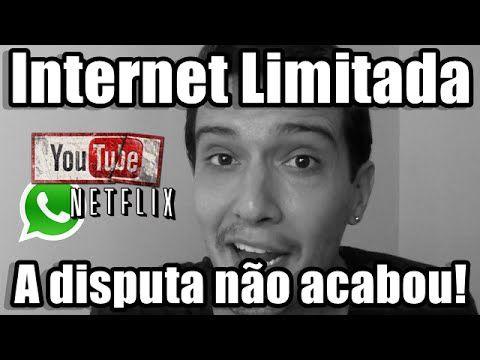 internet limitada: A disputa não acabou!