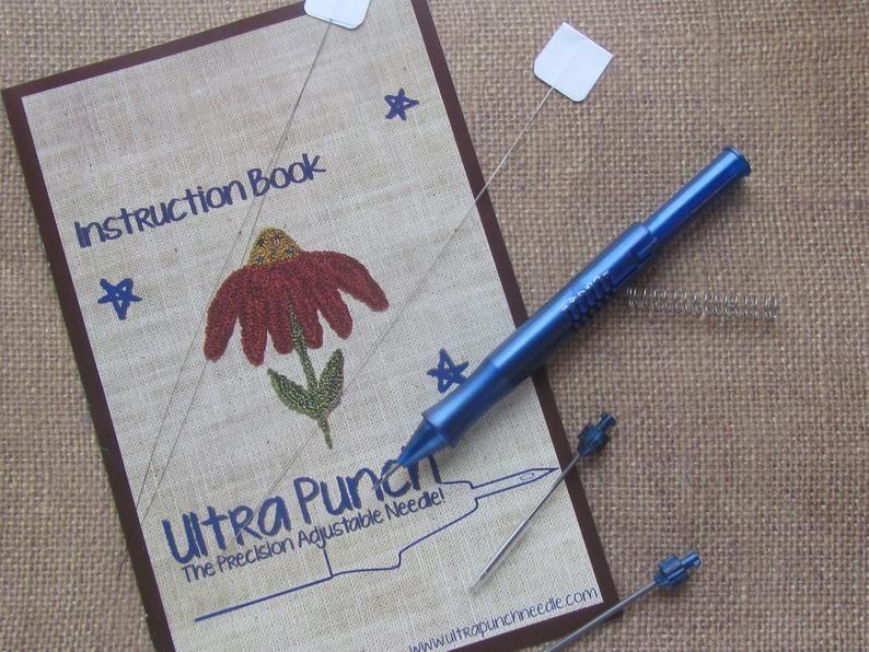 Ultra Punch Needle 3 Needle Set