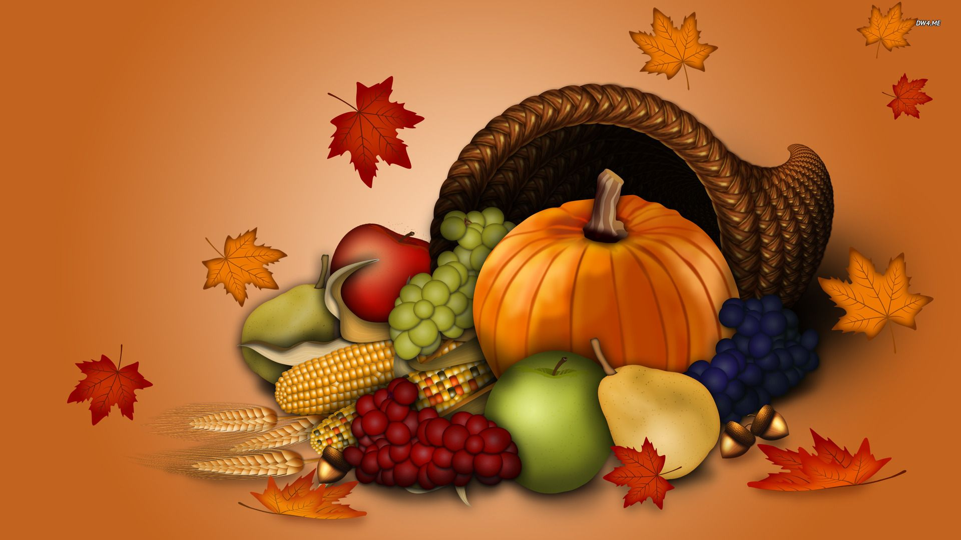 Thanksgiving Desktop Hd Wallpaper