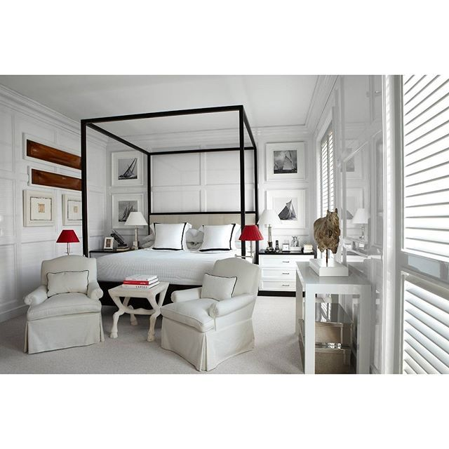 A lack of color can be a beautiful thing Photo Ricardo Labougle - interieur design studio luis bustamente