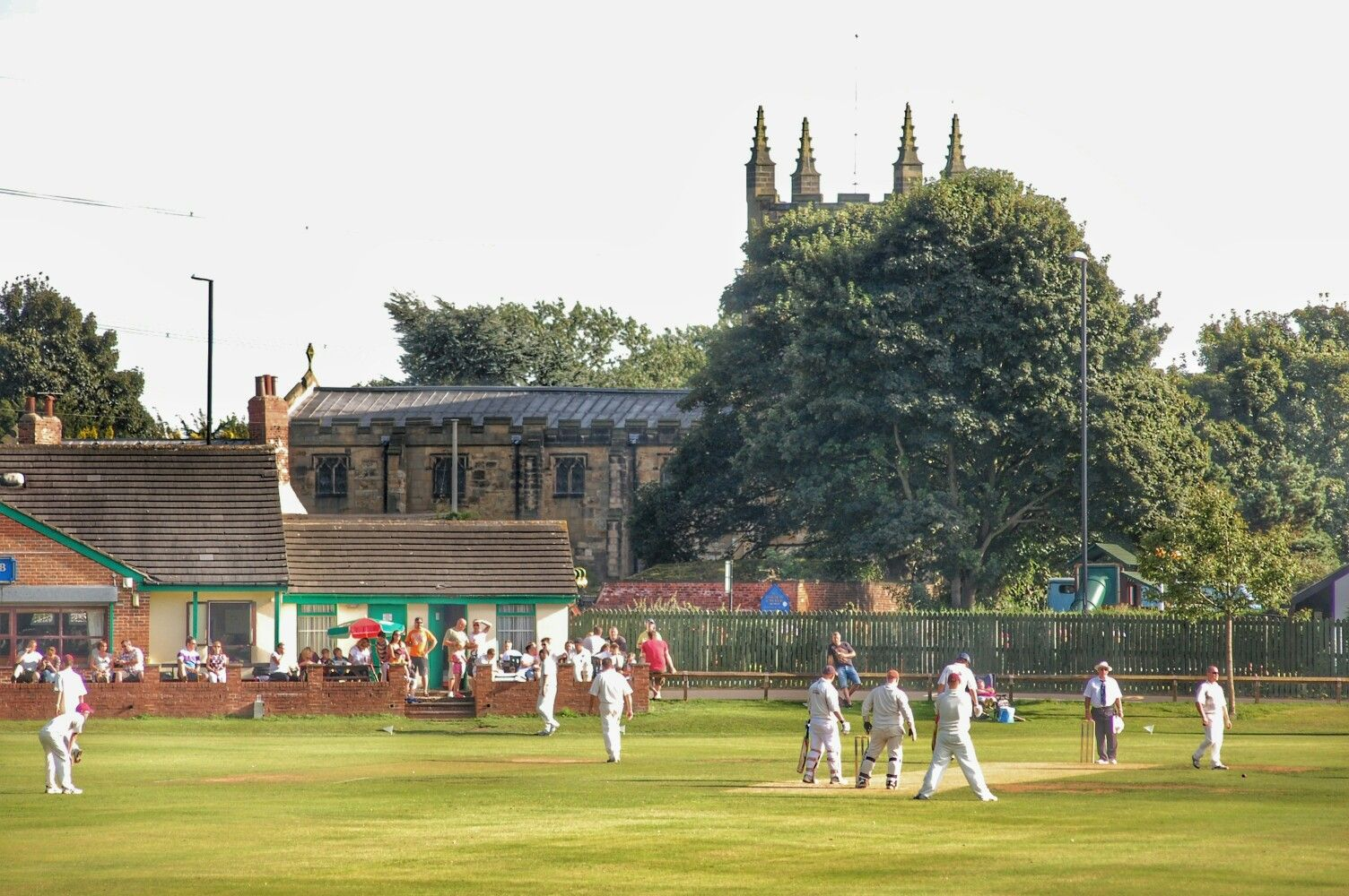Methley Cricket Club Cricket Club Cricket Field