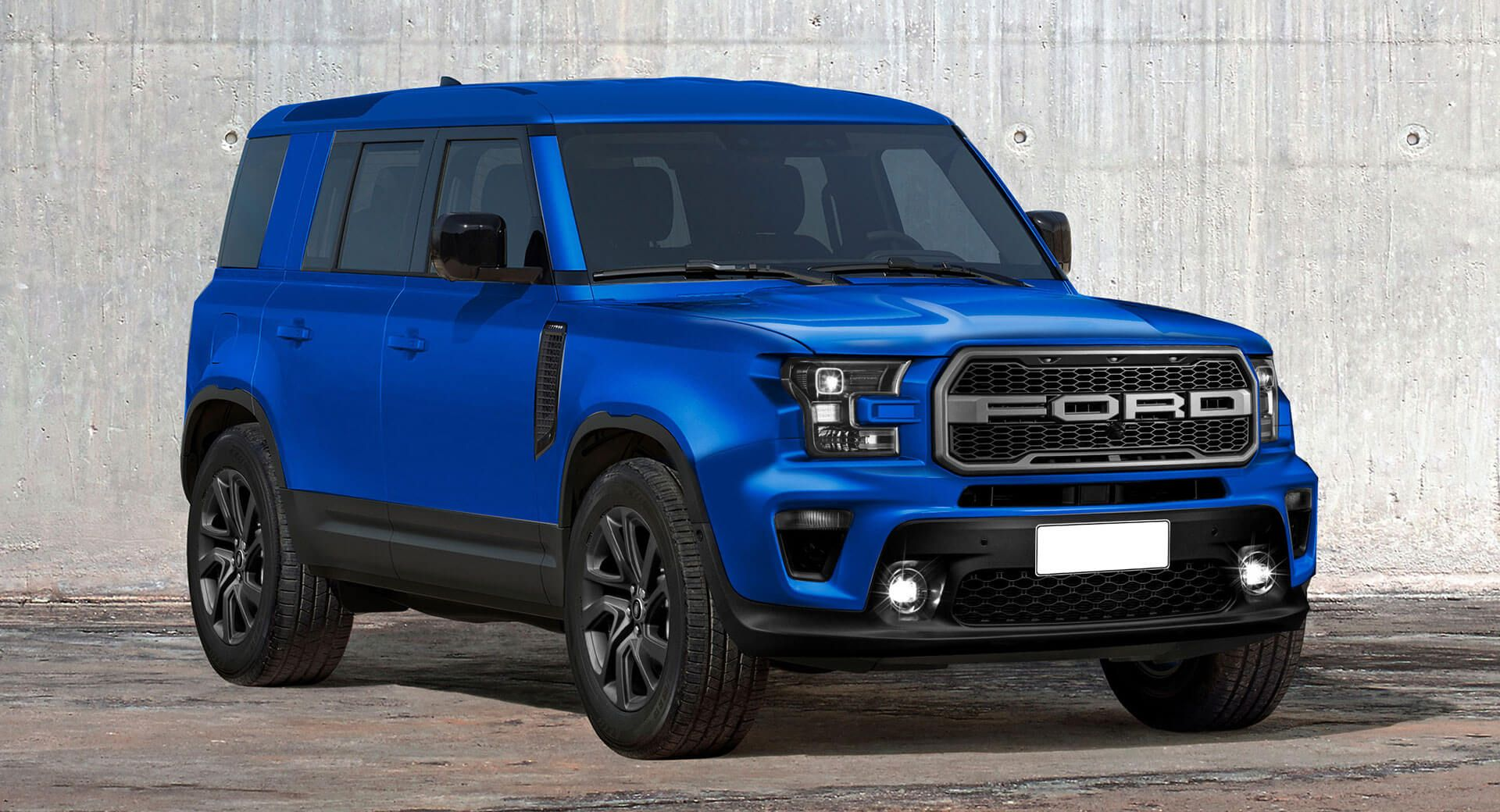 2021 Ford Baby Bronco Won T Look Like A Baby Defender But It S Amusing All The Same In 2020 Land Rover Discovery Sport Jeep Renegade Bronco