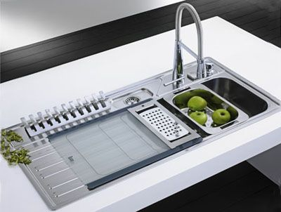 Teka Pento Sink This Multi Functional Includes A Grater Section