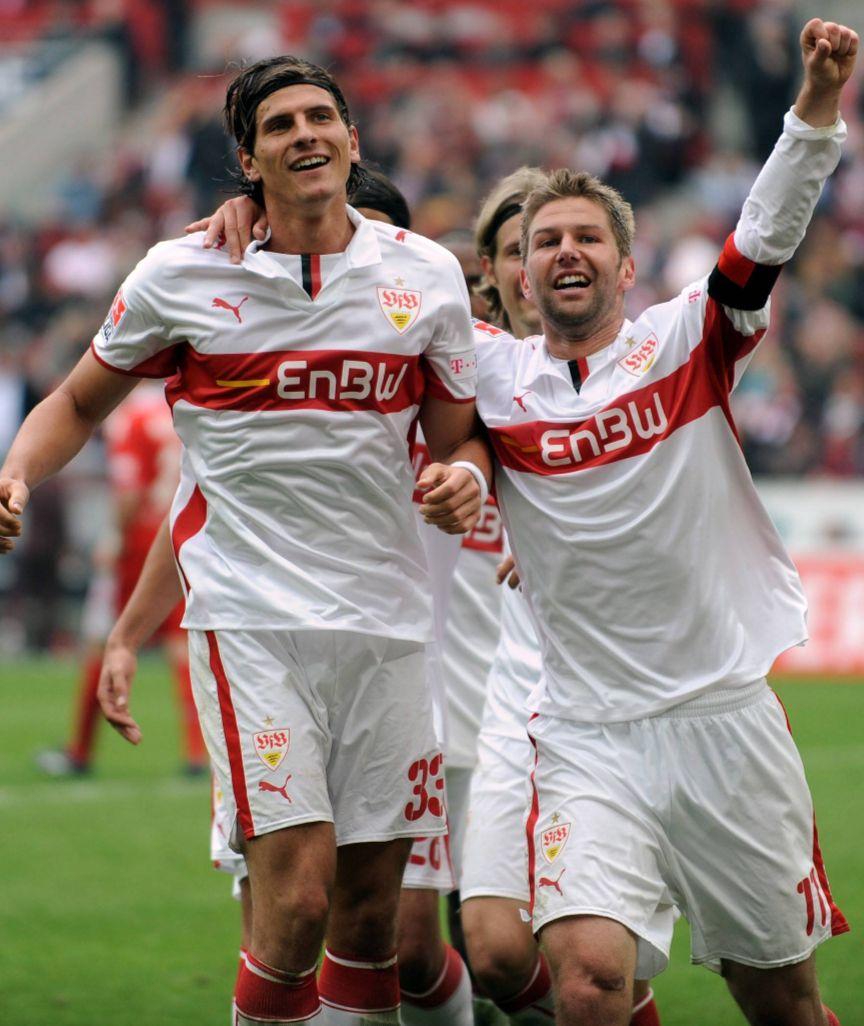 Mario Gomez Zuruck Zu Vfb Stuttgart Super Mario Erklart Den Wechsel Vfb Stuttgart Vfb Mario Gomez