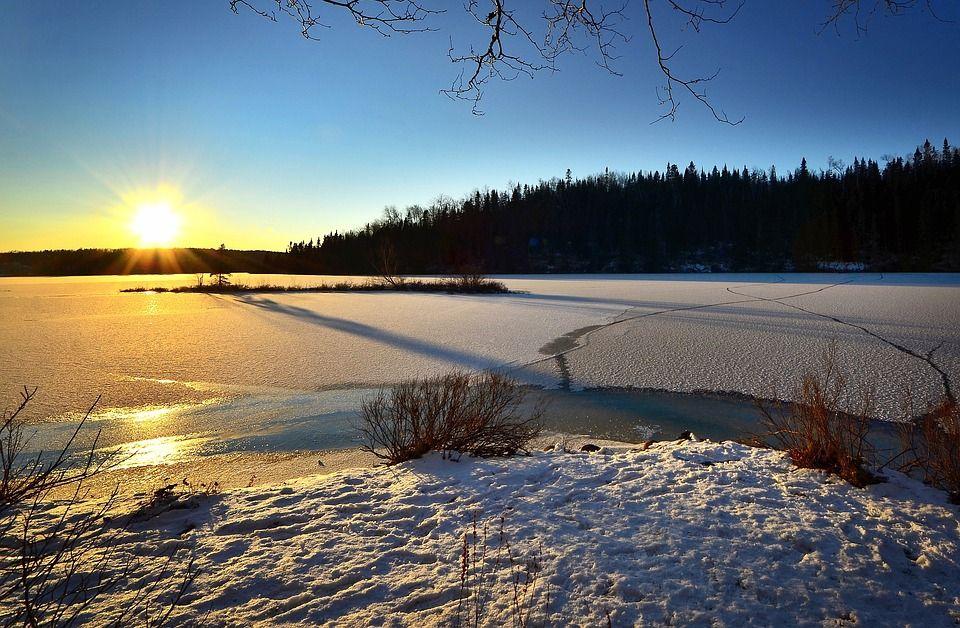 kostenloses bild auf pixabay  winterlandschaft