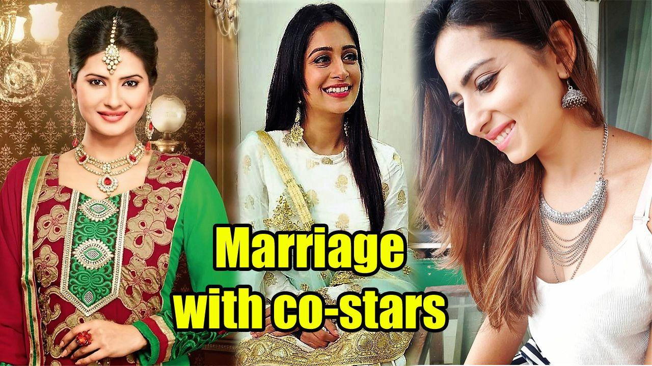 co stars who are married in real life