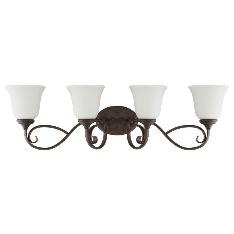 Photo of Chalfont 4-light vanity light