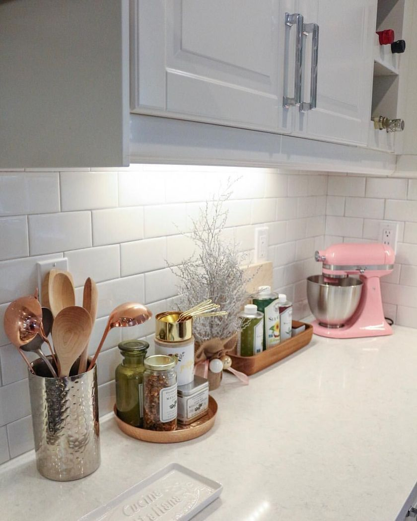 54 Elegant Kitchen Desk Organizer Ideas To Look Neat #apartmentdecor