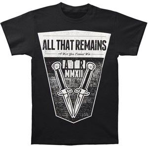 All That Remains t shirt