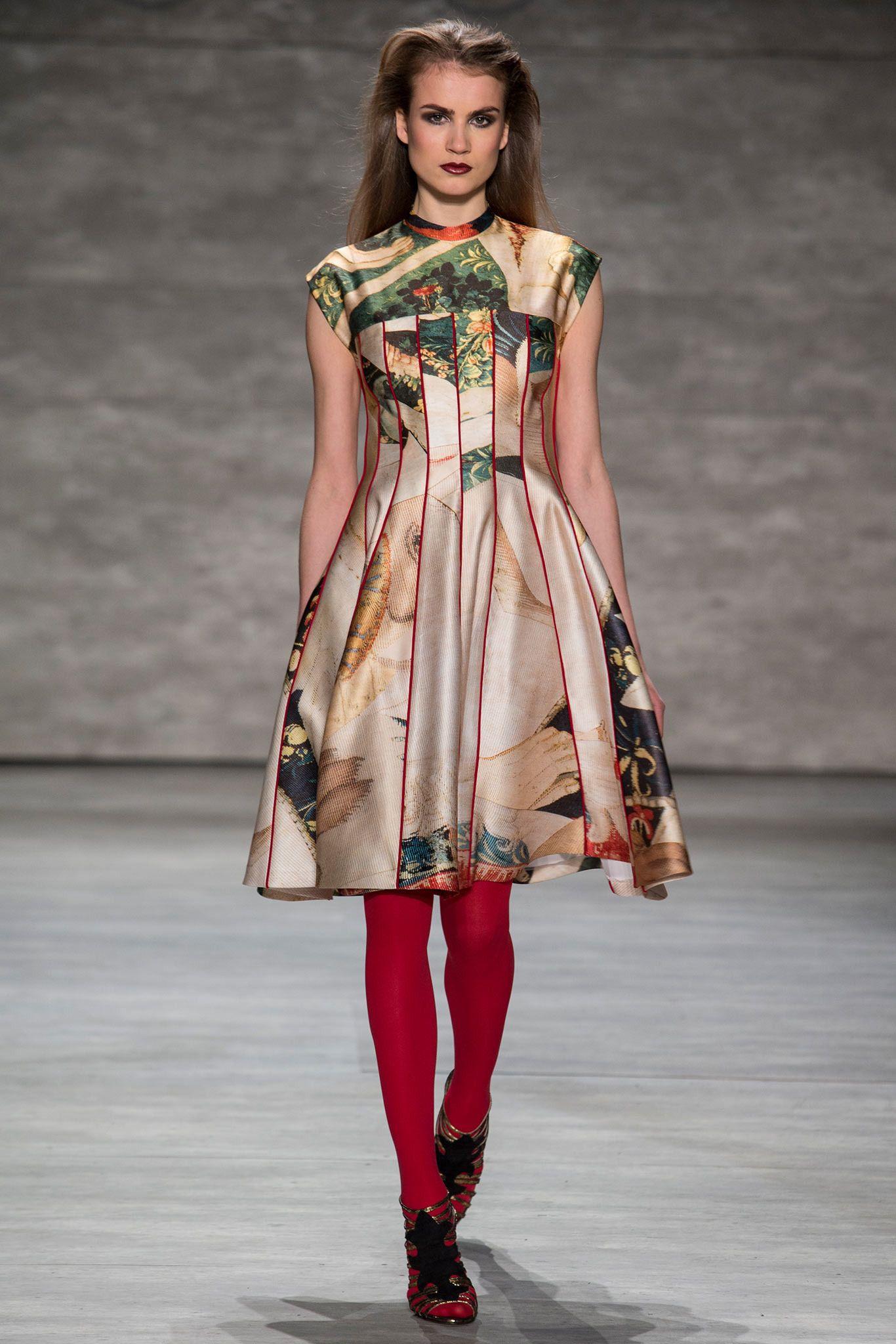 Ruffian FallWinter 2014-2015 Collection – New York Fashion Week