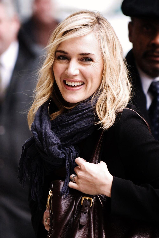 love her hair: Kate Winslet