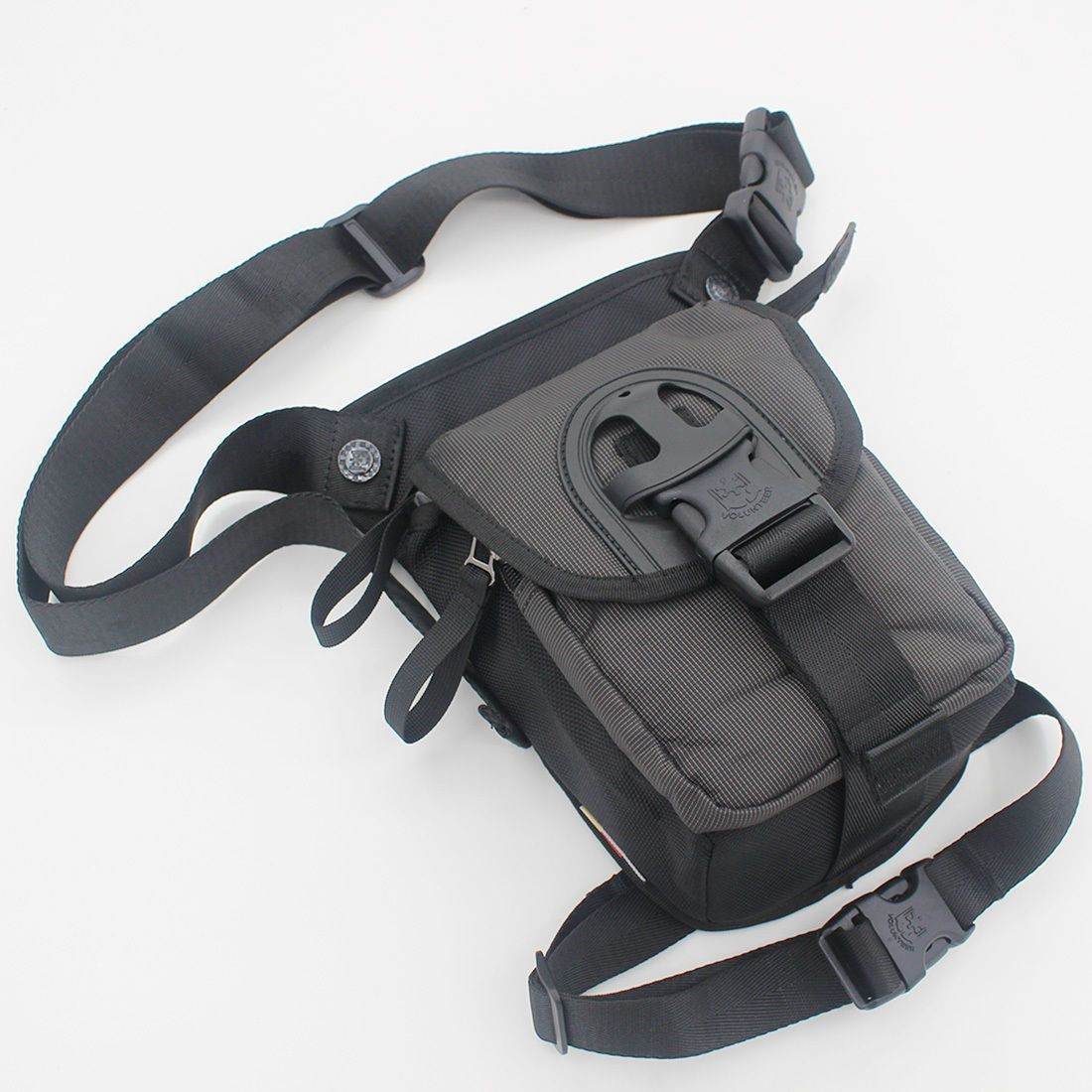 Men Waterproof Oxford Tactical Military Riding Waist Fanny Pack Hip Drop Leg Bag