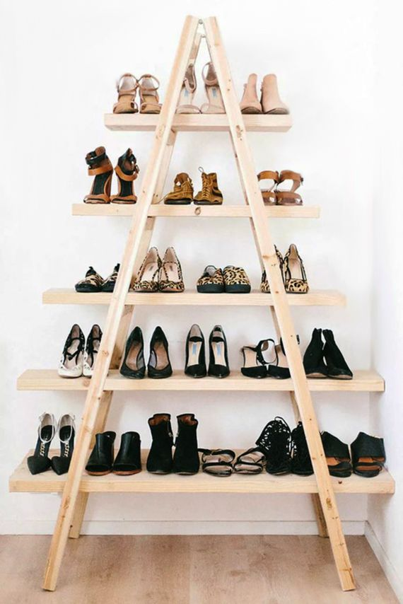 Schuhregal Selber Bauen Aus Holz