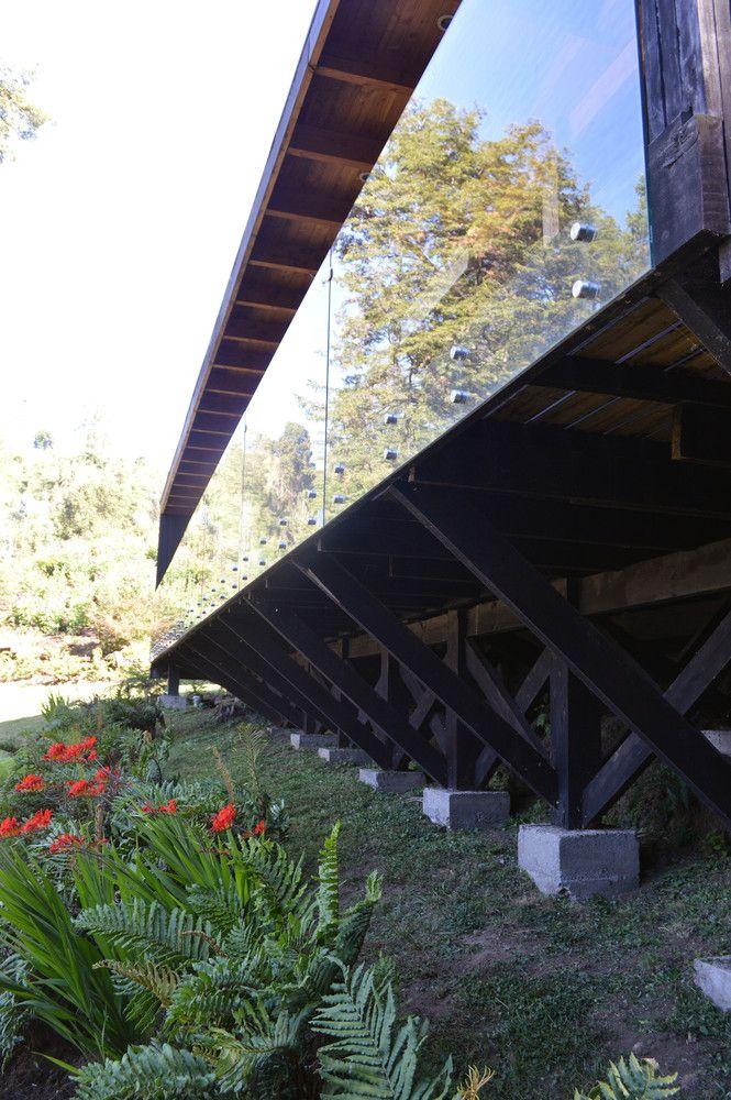 Casa Las Trancas, Región de La Araucanía, Chile - Cristian Irarrázaval Andrews