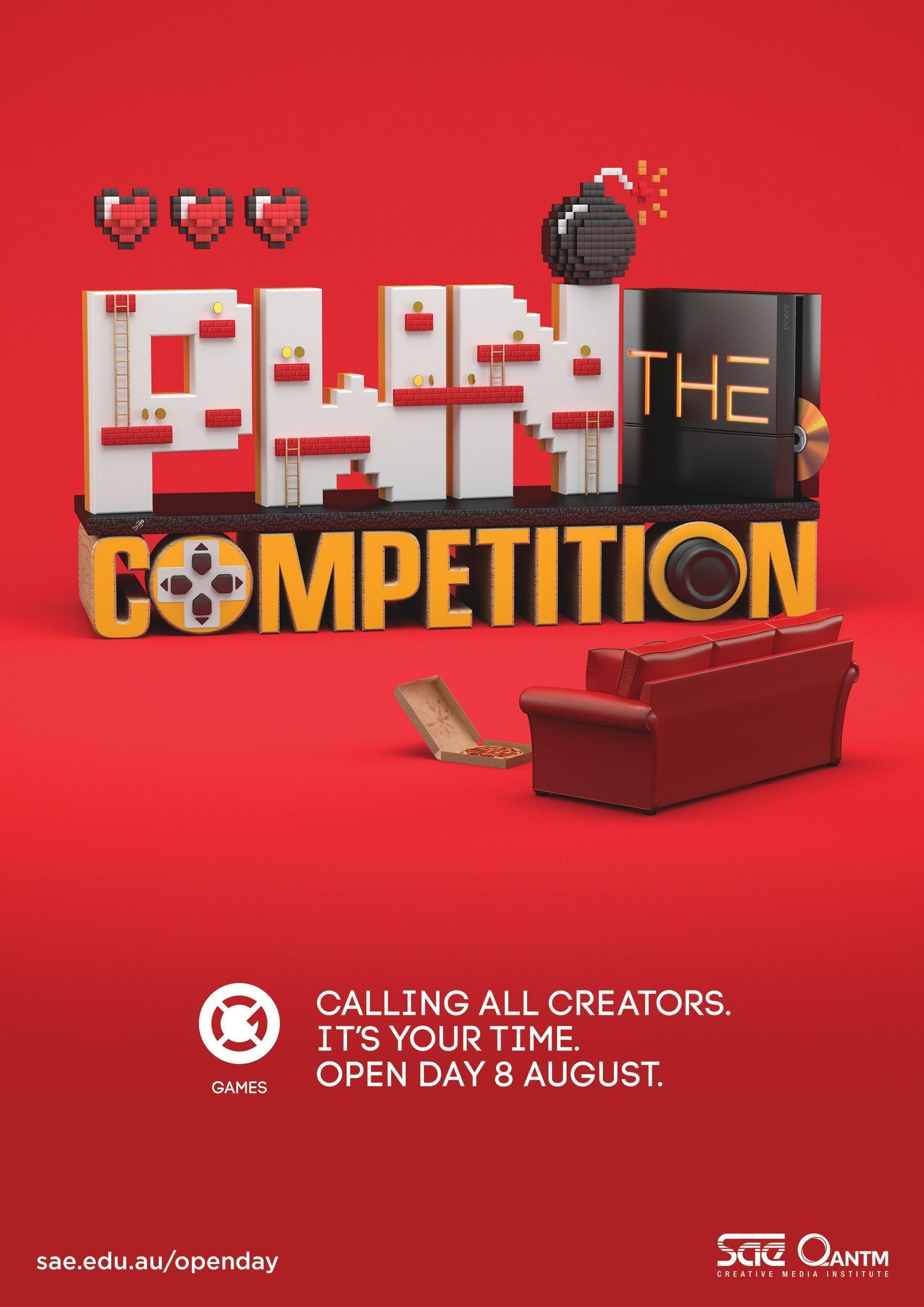 Sae Qantm Creative Media Institute Creative Digital Advertising Opening Day