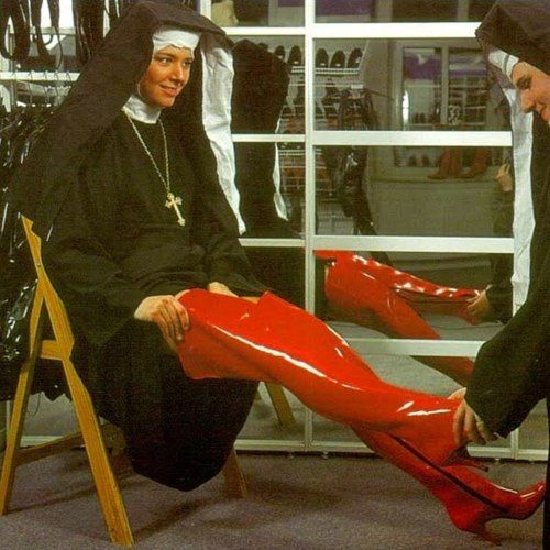 nuns afterwork