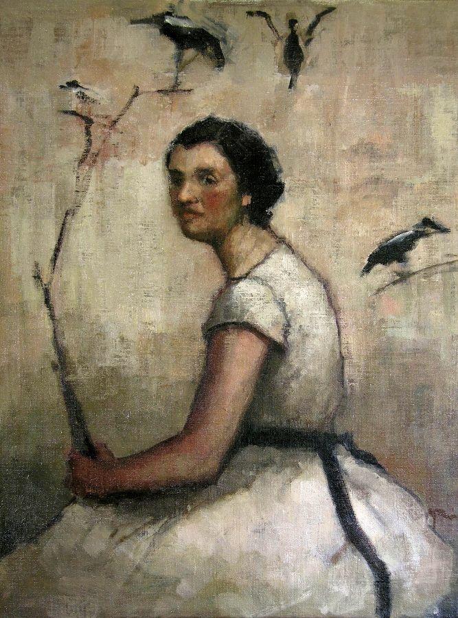 "Paula Rubino-""Chatter"""