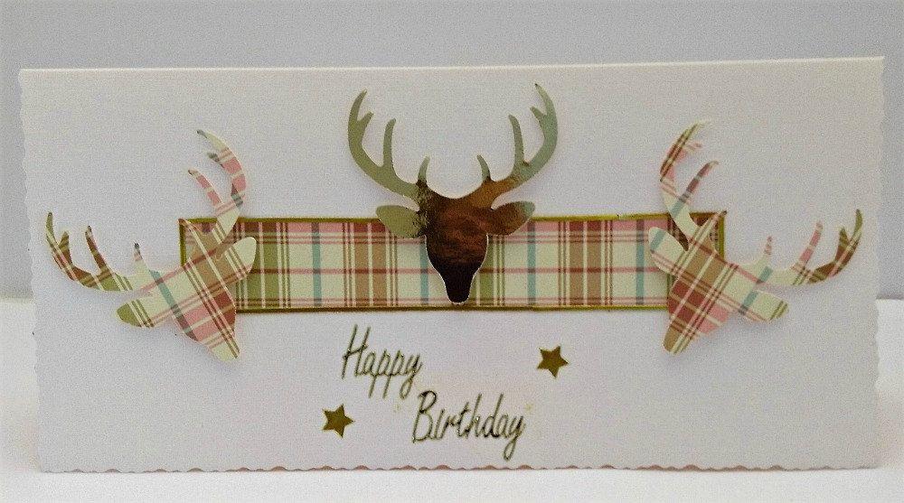 SCOTTISH BIRTHDAY CARDS VARIOUS DESIGNS HANDMADE IN SCOTLAND WEE WISHES