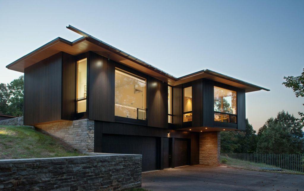 Elegant Japanese Ultra Modern Minimalist Home Design-ის ...