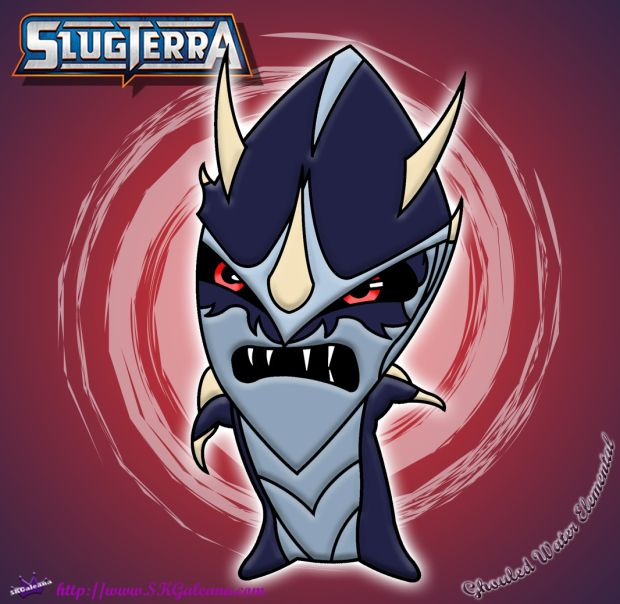 Ghoul Air Elemental Coloring Page From Slugterra Return Of The Elementals Coloring Pages Printable Coloring Book Coloring Pages For Kids