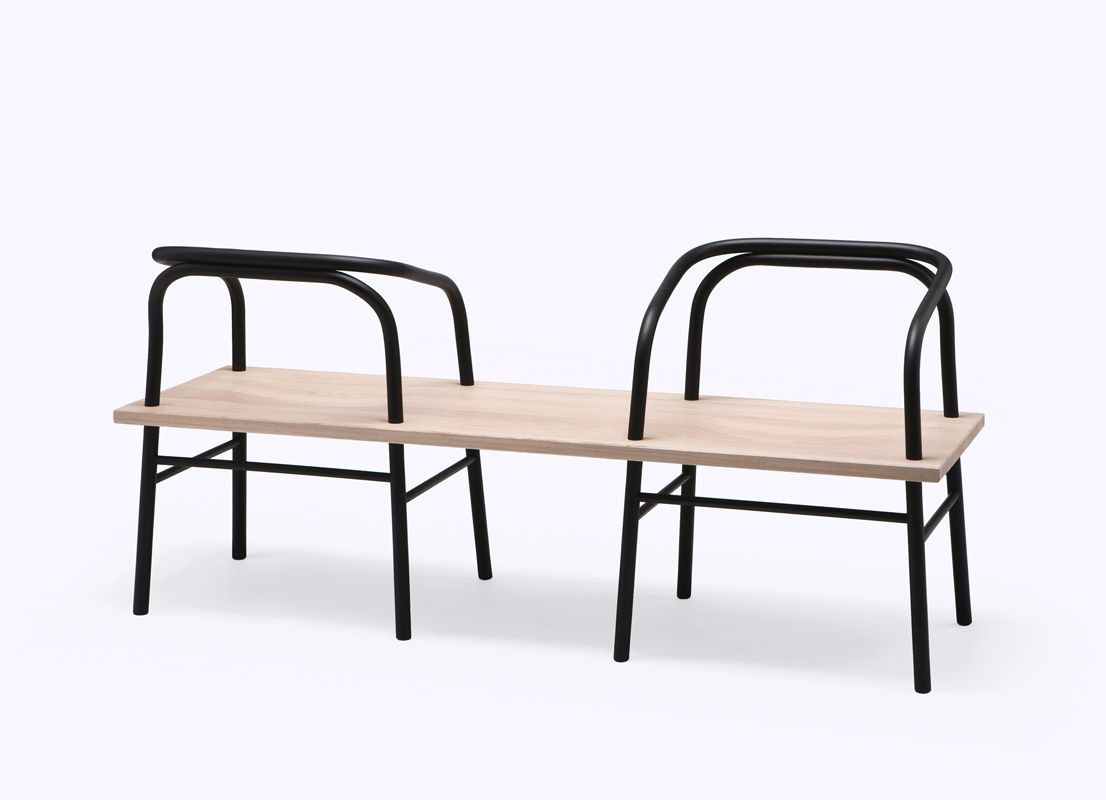 Table, Bench, Chair Designed By Sam Hecht / Industrial Facility Design Inspirations