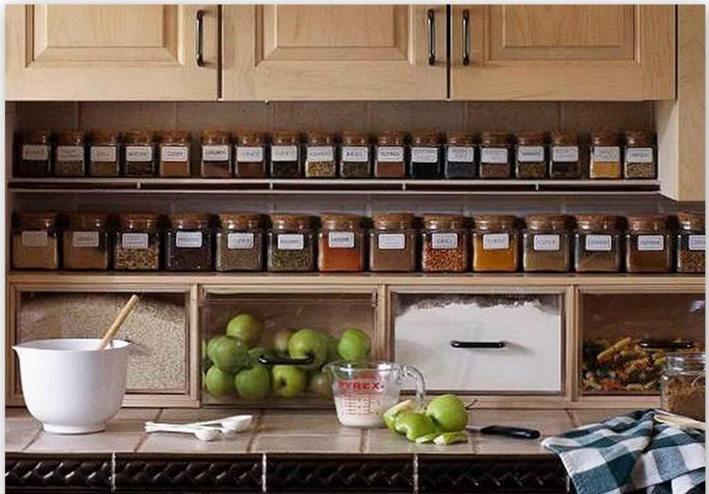 Kitchen Spice Storage Ideas Part - 21: Kitchen Appliance Stgorage | Top 10 Kitchen Storage Ideas | Interior  Exterior Ideas