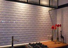 moderne Küche mit Metrofliesen   Metrofliesen   Pinterest ...