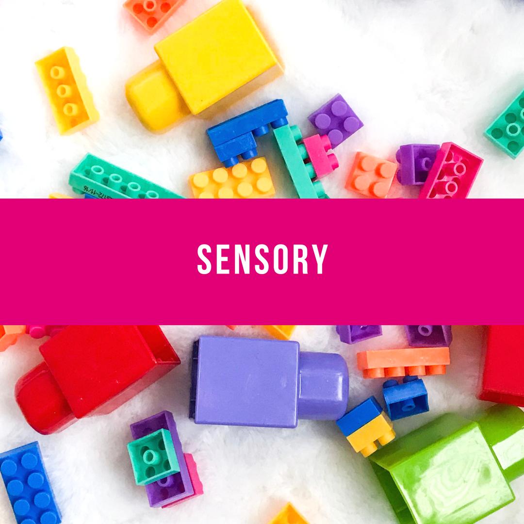 Pin By The Bubbly Behaviorist On Sensory