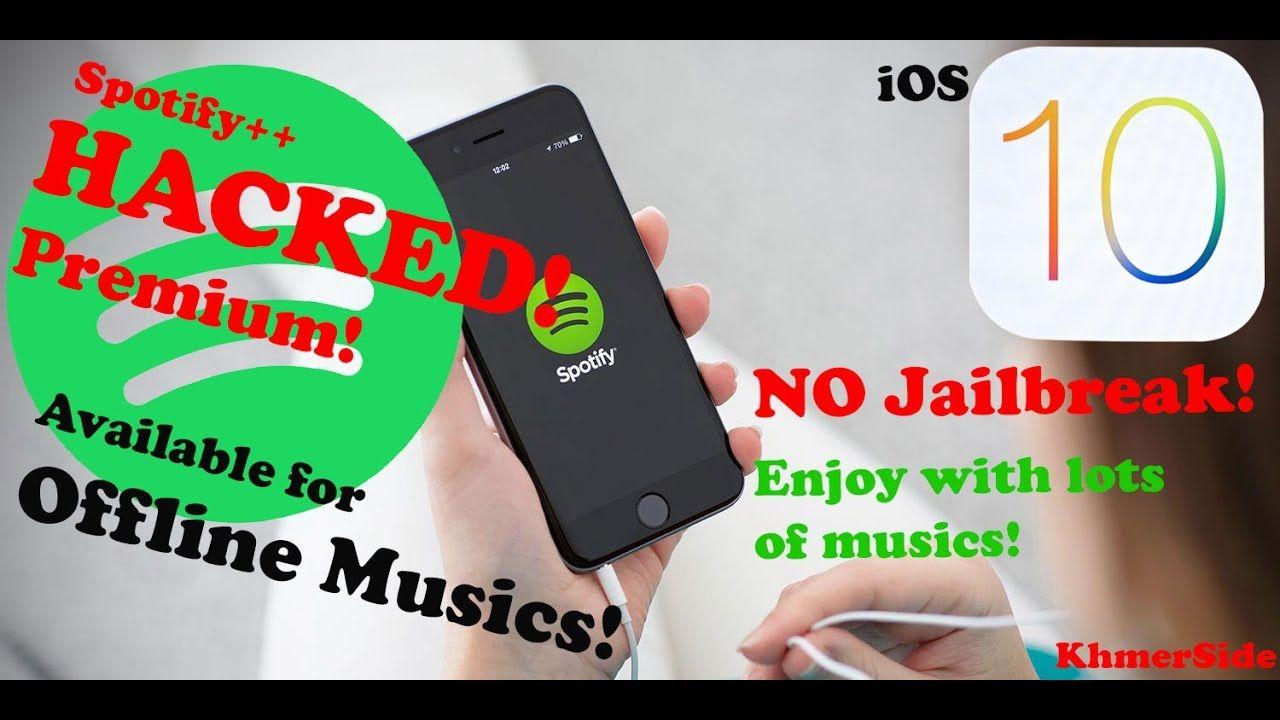 New get spotify premium free no jailbreak on