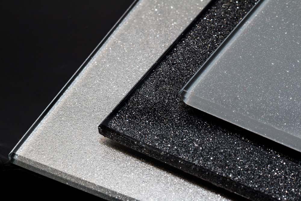 satin sparkle splashback samplecreoglass design. view more