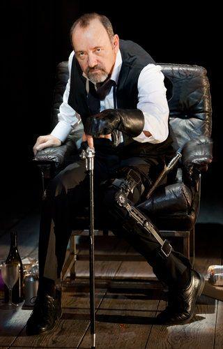 ArtsBeat: Theater Talkback: Kevin Spacey, Ham