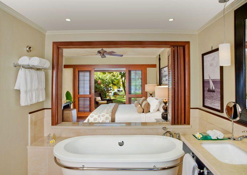 lux* le morne ocean junior suite | i go here | mauritius, maldives