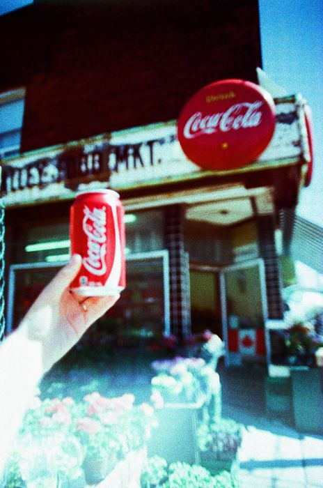 coke - my fav