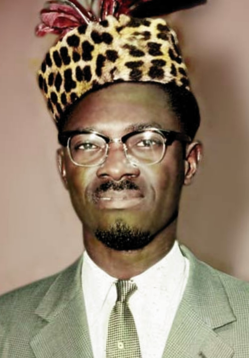 Patrice Lumumba Congolese Leader He Was The 1st Democratically Elected Pm Of The Republic Of The Cong African History Pan Africanism African American History