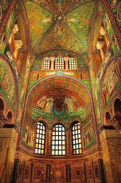 Basilica Of San Francesco Ravenna Emilia Romagna Italy