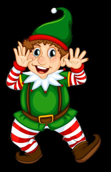 Transparent Christmas Elf | Elf clipart, Christmas elf ...