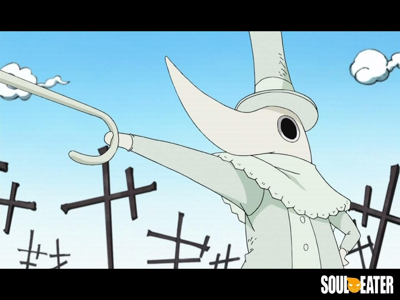 how to make a soul eater character