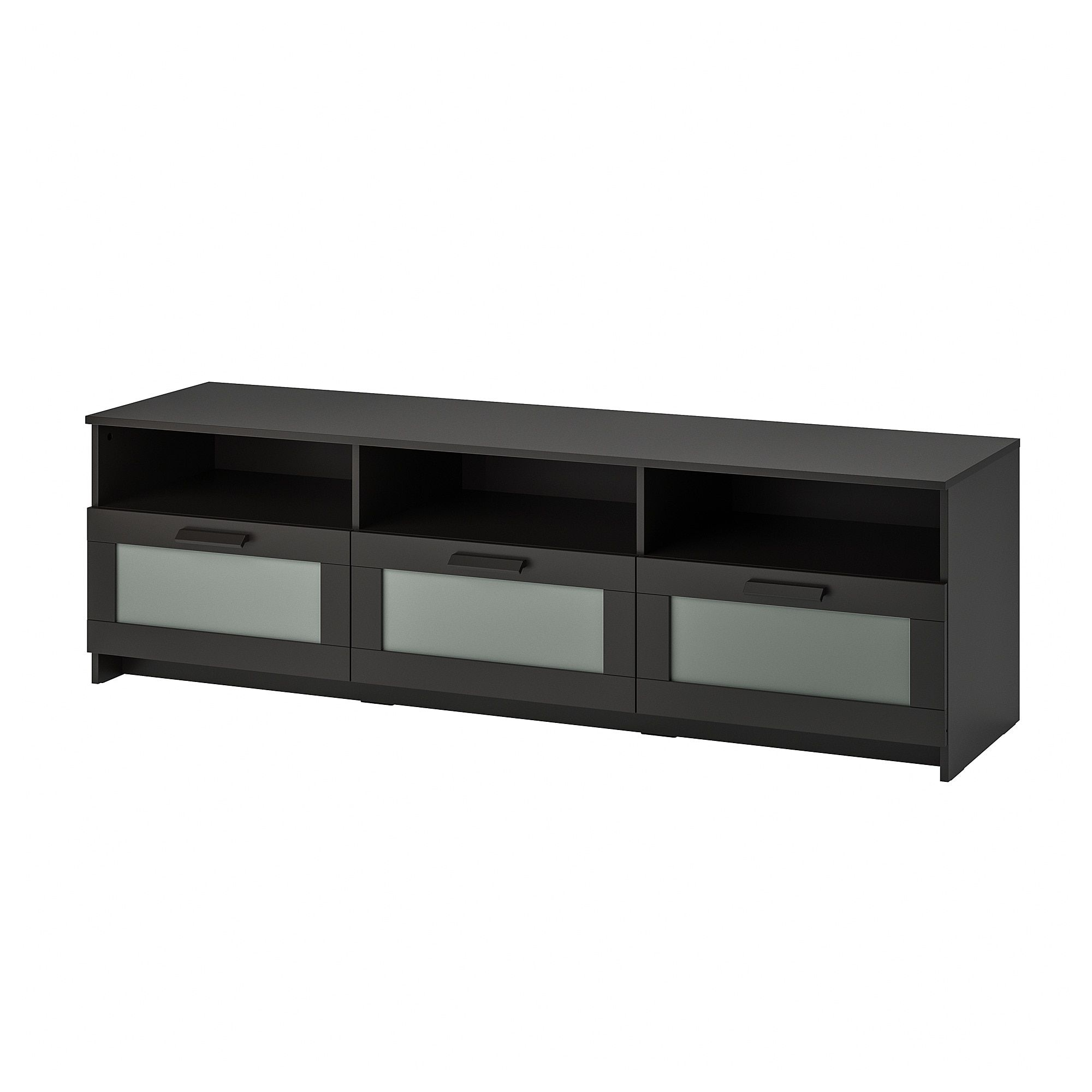 Brimnes Tv Unit Black 70 7 8x16 1 8x20 7 8 Tv Bench Tv Unit
