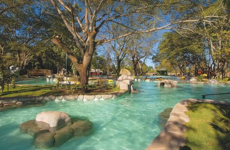 Hotel Thermas Aguas Quentes Barra Do Garcas Mato Grosso Aguas
