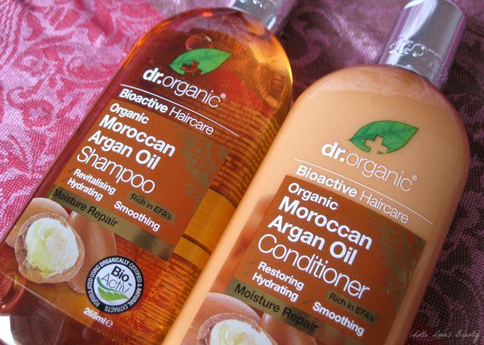 dr organic moroccan argan oil conditioner