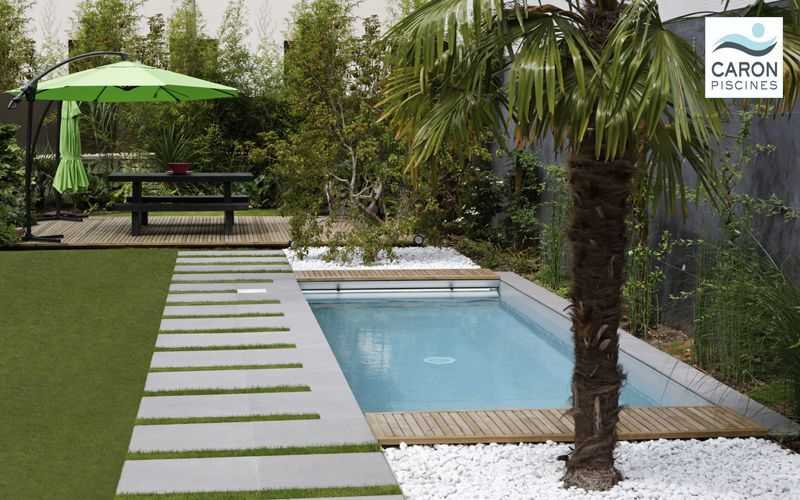 jardin piscine contemporain green piscine mini. Black Bedroom Furniture Sets. Home Design Ideas