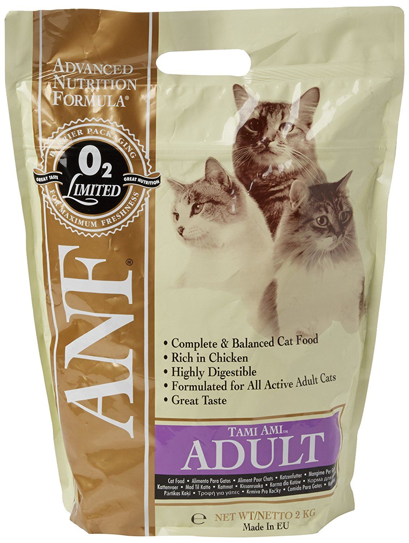 Anf Cat Food Tamiami Adult 2 Kg Cat Food