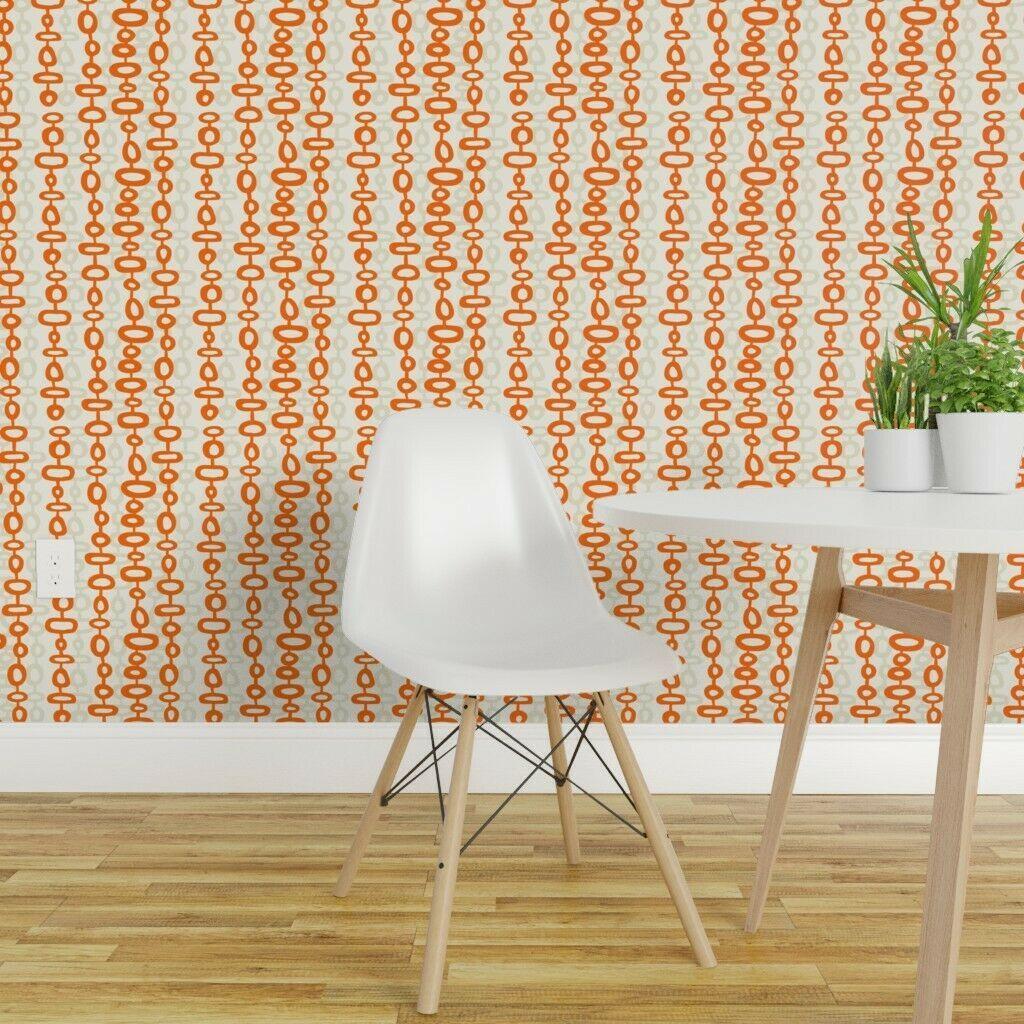 PeelandStick Removable Wallpaper Modern Mid Century
