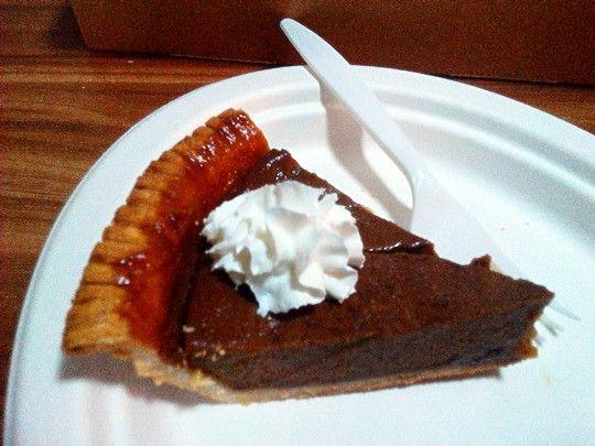 Pumpkin pie!!