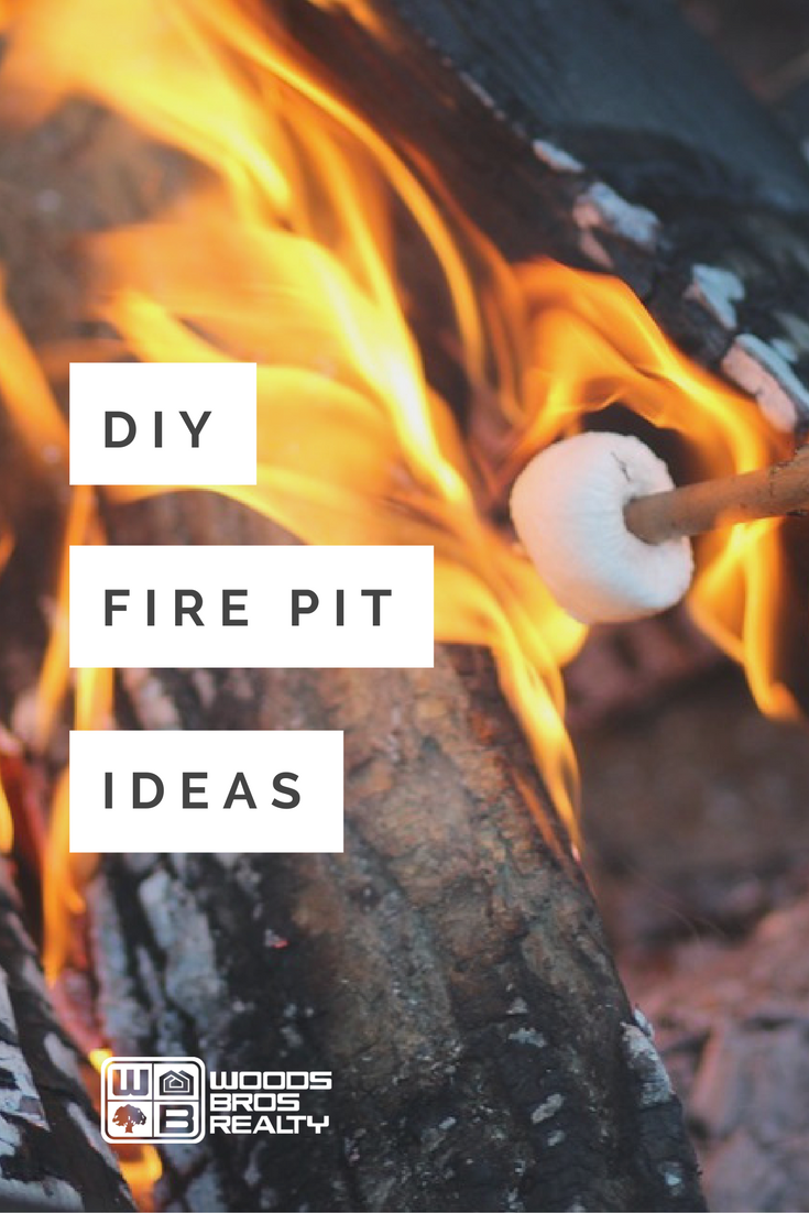 Warm up your yard with a fire pit Diy fire pit, Fire, Warm