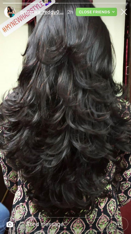 Pin On Cheveux Longs