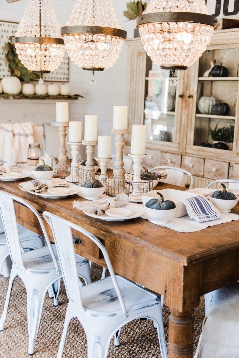 Tischdeko herbst 41 dekoideen diy modern und im - Fliesen skandinavischen stil ...