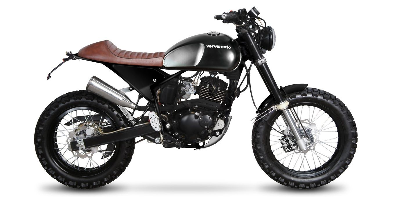 verve moto tracker 125i 2017 125 ccm scramblers. Black Bedroom Furniture Sets. Home Design Ideas